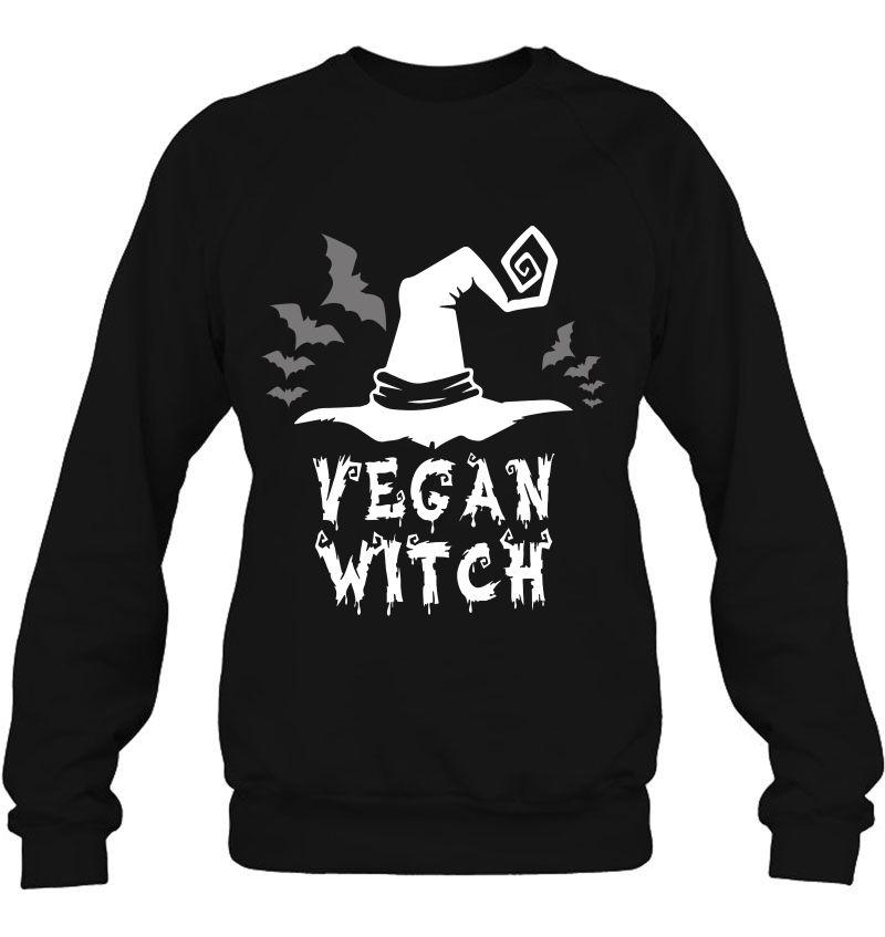 Vegan Witch Halloween Mugs