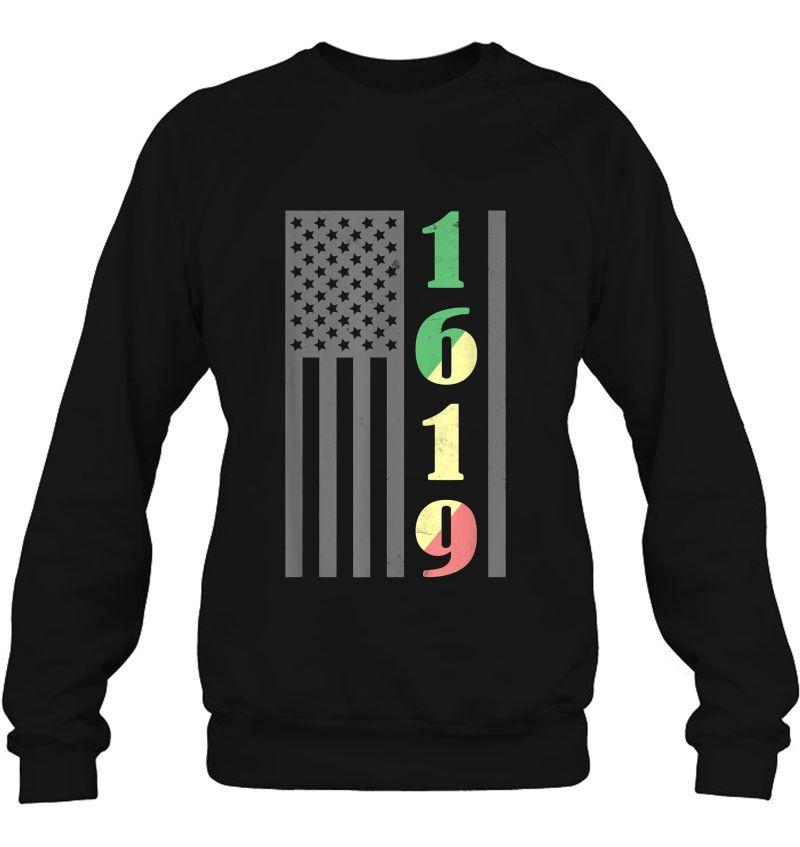 1619 American Flag Version Mugs