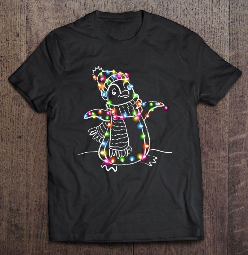 Penguin Color Light Shirt