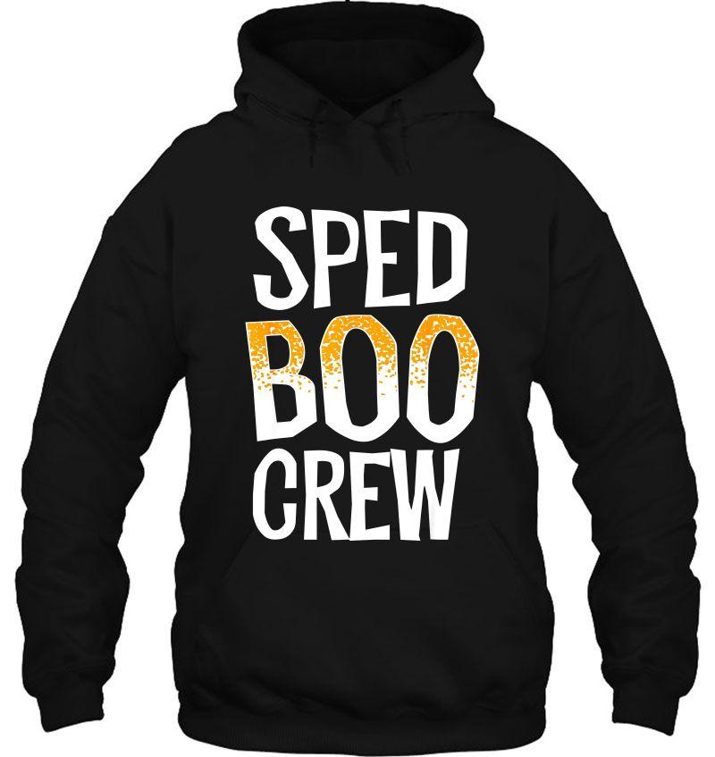 Sped Boo Crew Halloween Version2 Mugs