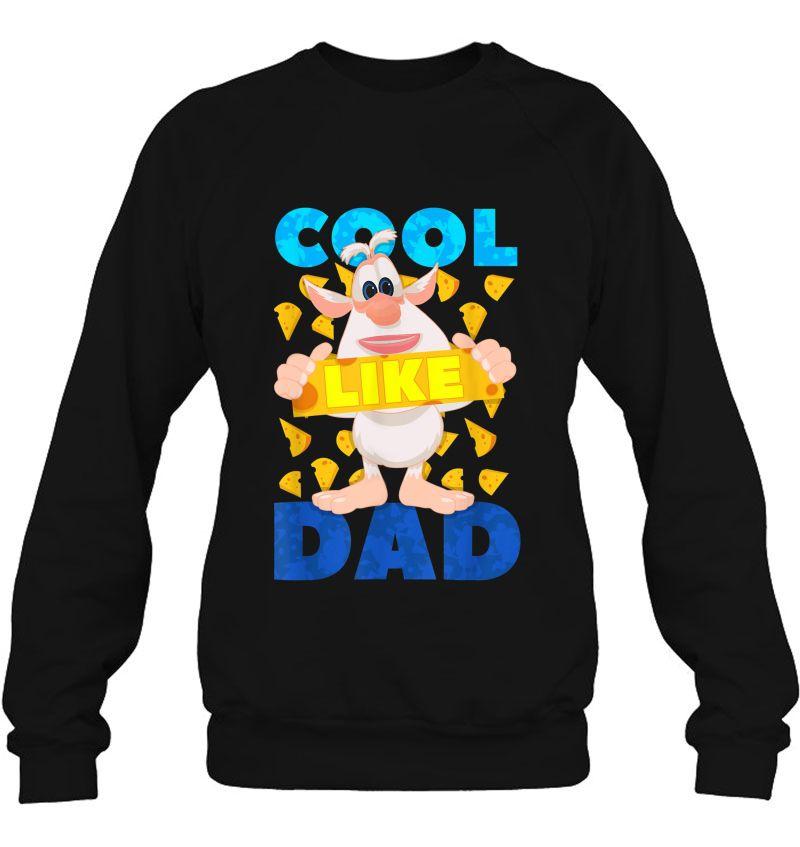 Cool Like Dad Booba Cheese Version Mugs