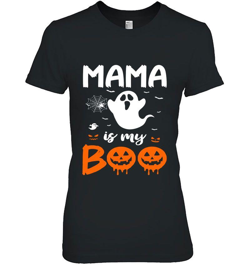 Mama Is My Boo Halloween Hoodie