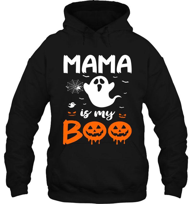 Mama Is My Boo Halloween Mugs