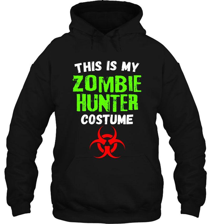 This Is My Zombie Hunter Costume Halloween Mugs