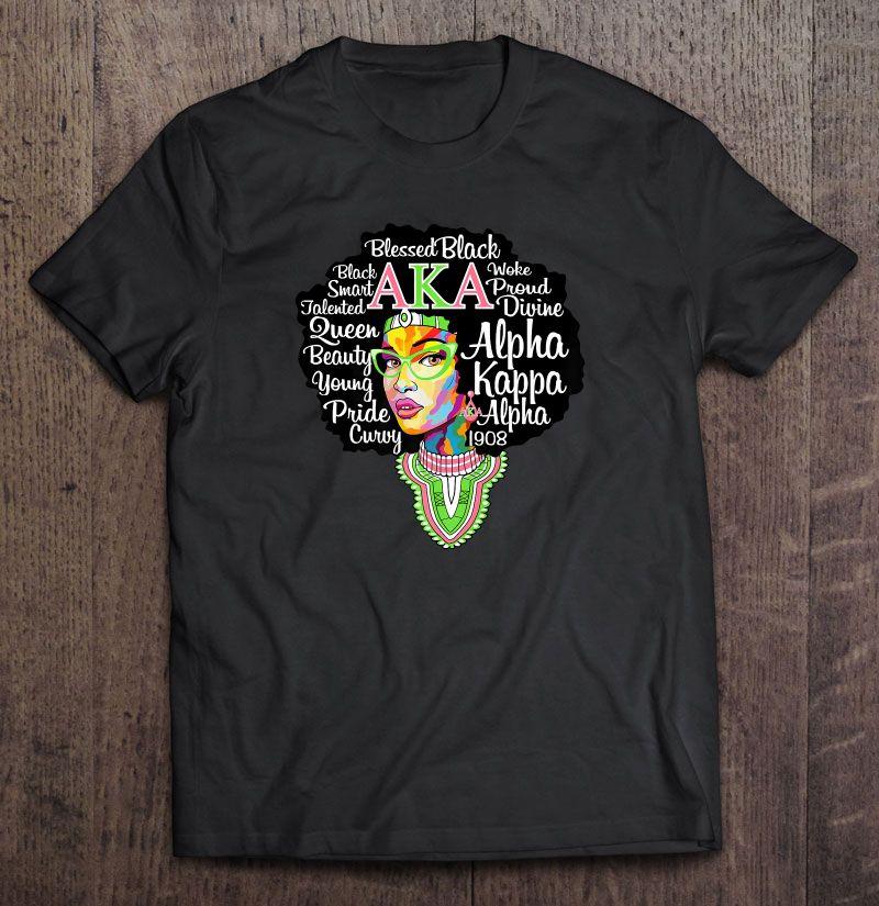 AKA Alpha Kappa Alpha 1908 Shirt