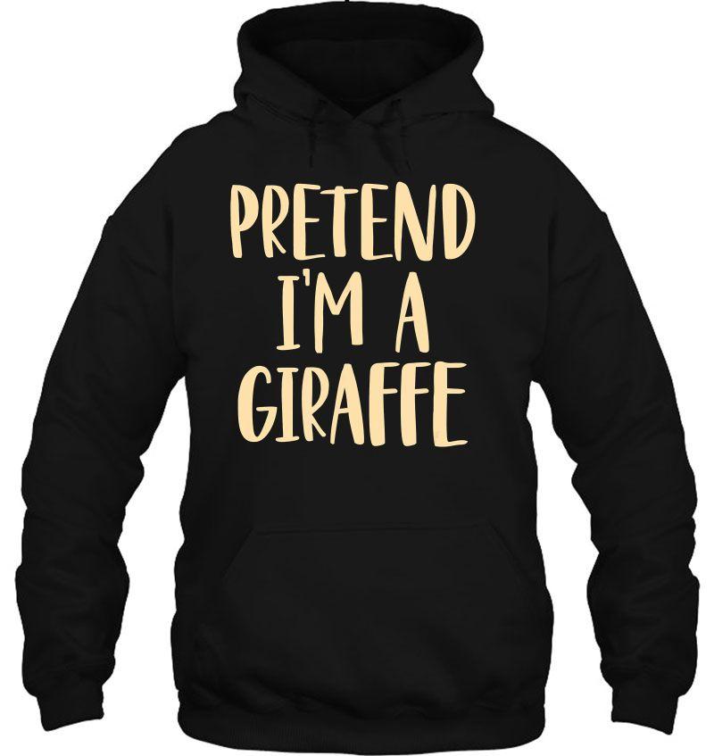 Pretend I'm A Girafee Halloween Costume Mugs