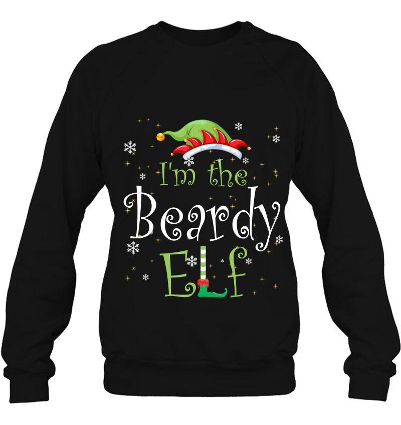 I'm The Beardy Elf Christmas Mugs