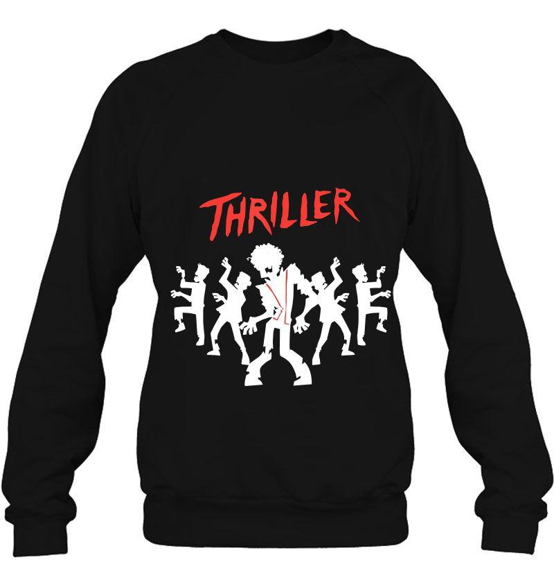 Thriller Dance Funny Halloween Mugs
