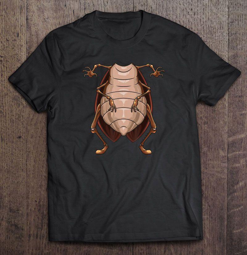 Headless Cockroach Halloween Costume Shirt