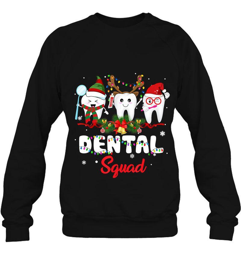 Dental Squad Dentist Christmas Mugs