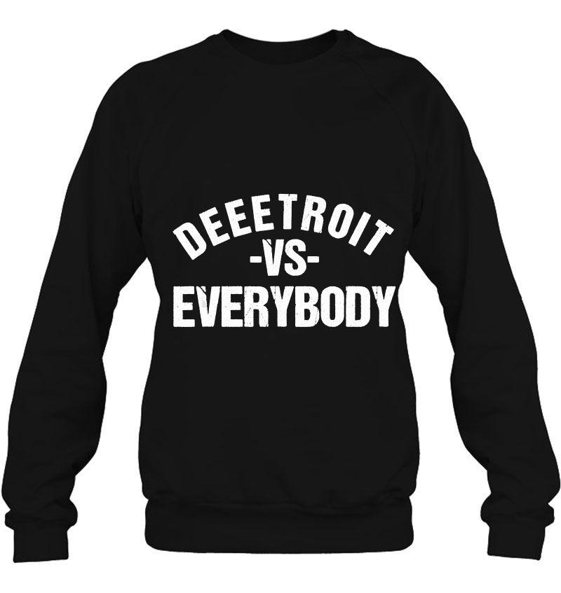Deeetroit VS Everybody Mugs