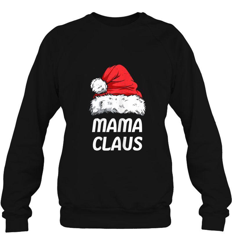 Mama Claus Santa Hat Christmas Mugs