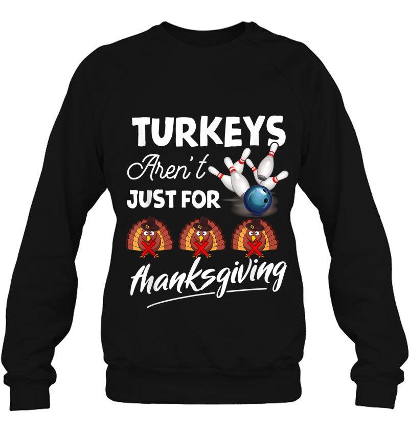Turkeys Aren't Just For Thanksgiving Bowling Version Mugs