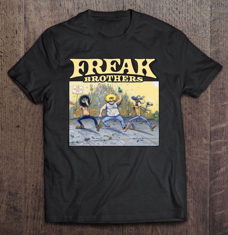 Freak Brothers-T-Shirt