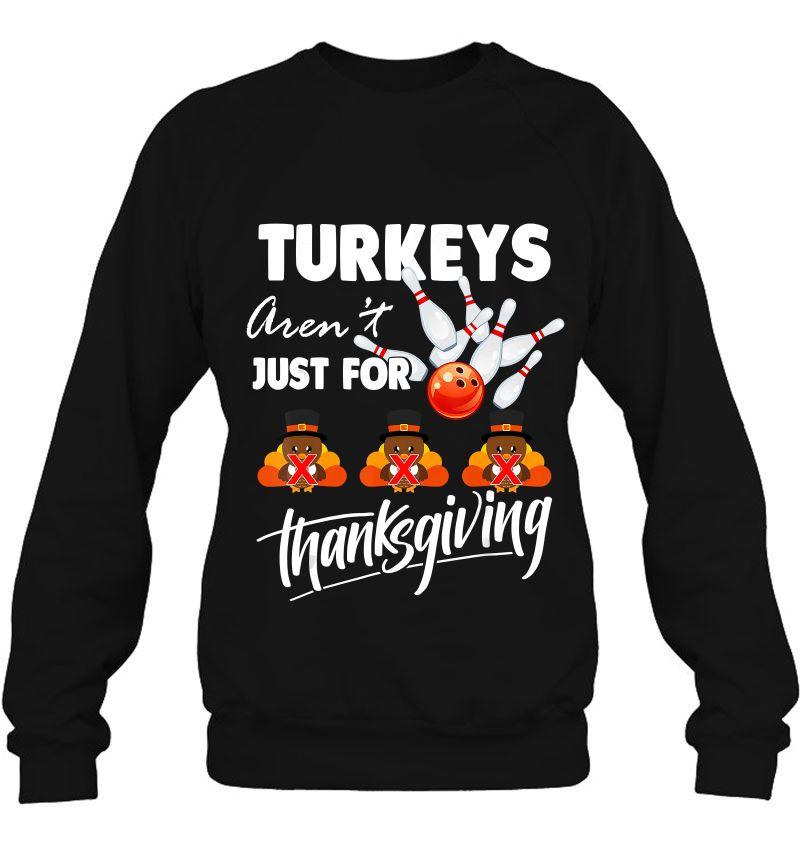 Turkeys Aren't Just For Thanksgiving Bowling Version2 Mugs