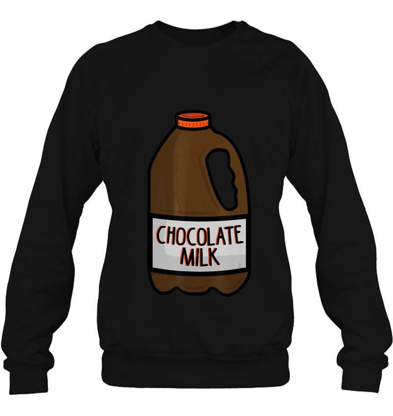 Chocolate Milk Halloween Costume Mugs