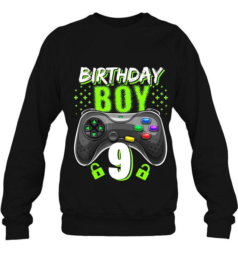 Birthday Boy 9 Video Game Controller Gamer Mugs