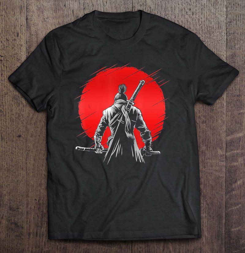 Sekiro Cool Shadows Arts Shirt