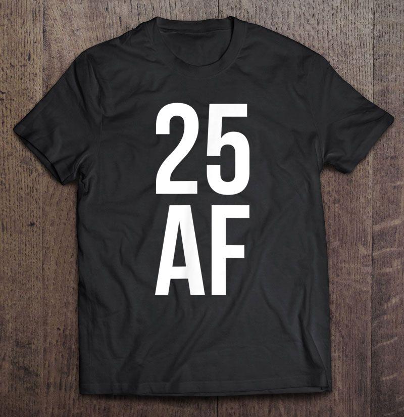 Old AF Mens T Shirt