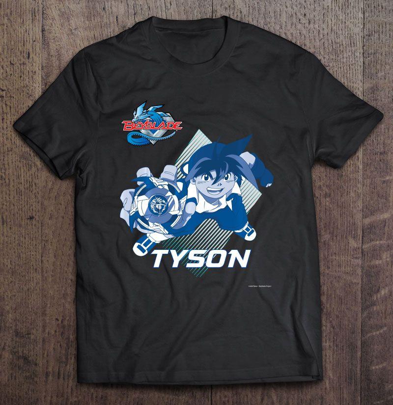 Beyblade Generation 1 Tyson T Shirts Teeherivar