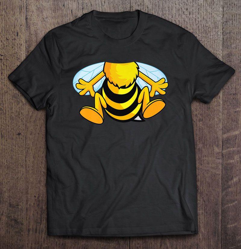 Funny Bee Costume Honeybee Halloween Shirt
