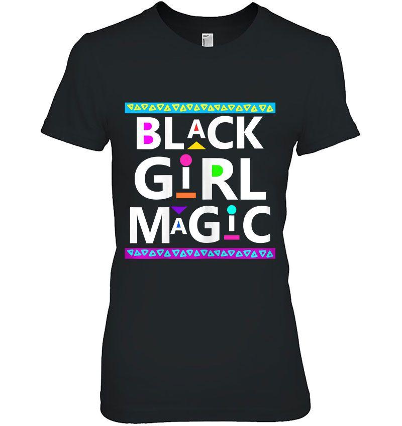 Black Girl Magic Dashiki Style Version Hoodie