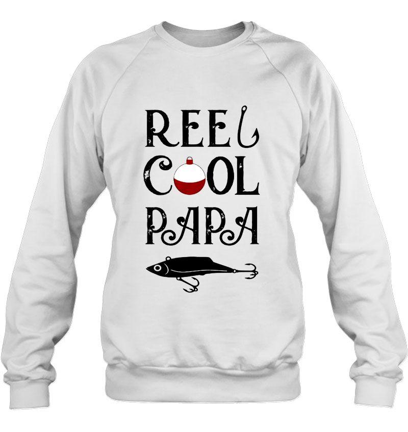 Reel Cool Papa Fishing Dad Mugs
