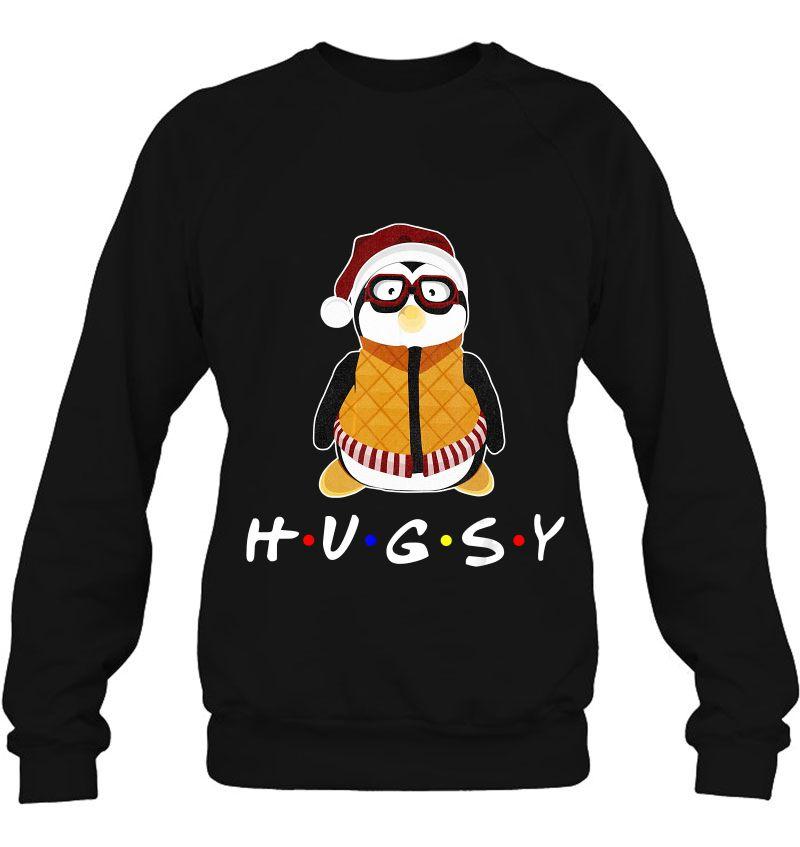 Hugsy Penguin Santa Friends Mugs