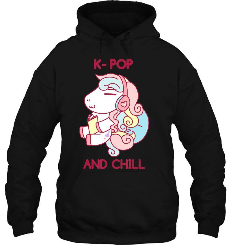 Unicorn K-Pop And Chill Mugs
