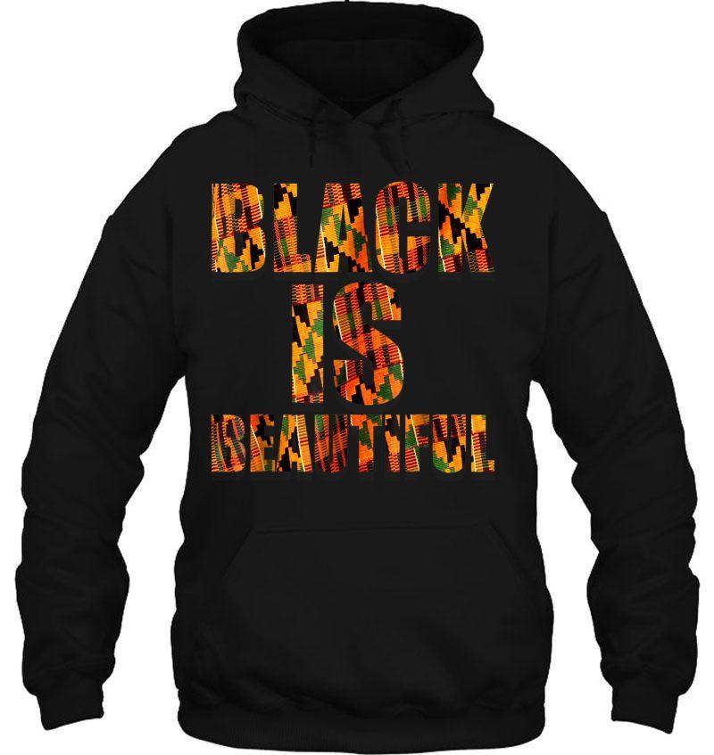 Black Is Beautiful Kente Version Mugs
