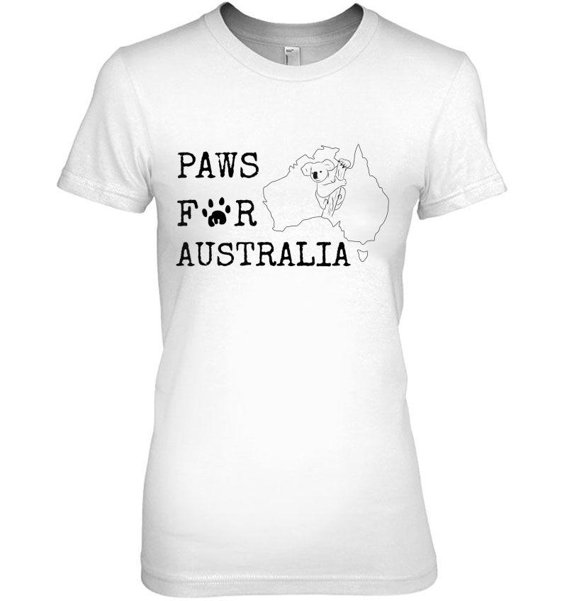 Paws For Australia Koala Hoodie