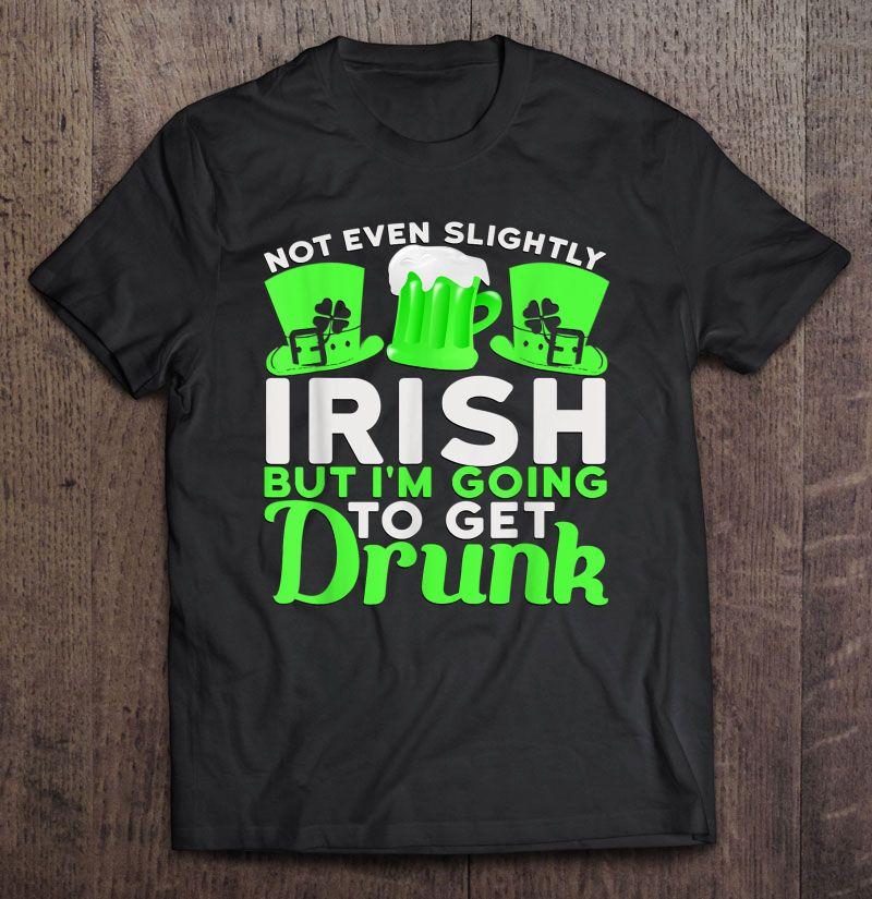 Irish Crewneck Sweater Drunk Drinking Beer Lephrecaun Patrick/'s Day Sweatshirt B