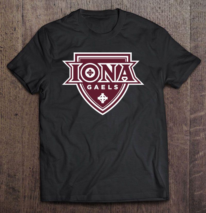NCAA Iona College Gaels T-Shirt V1