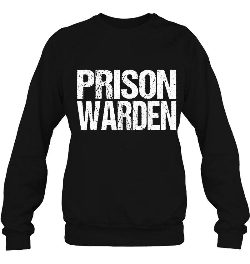 Prison Warden Grunge Version Mugs