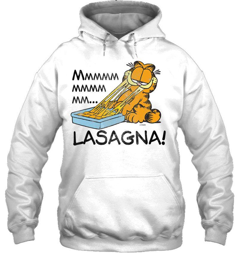 Mmm Lasagna Garfield Version