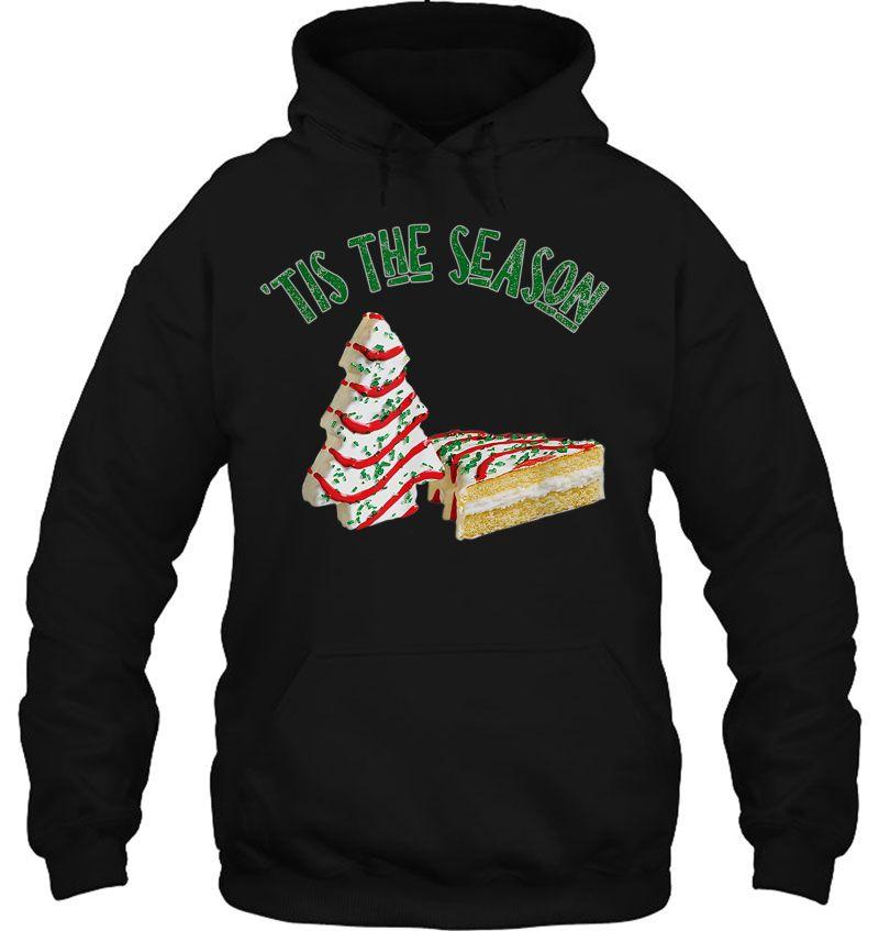 Tis The Season Little Debbie Christmas Tree Cakes Mugs