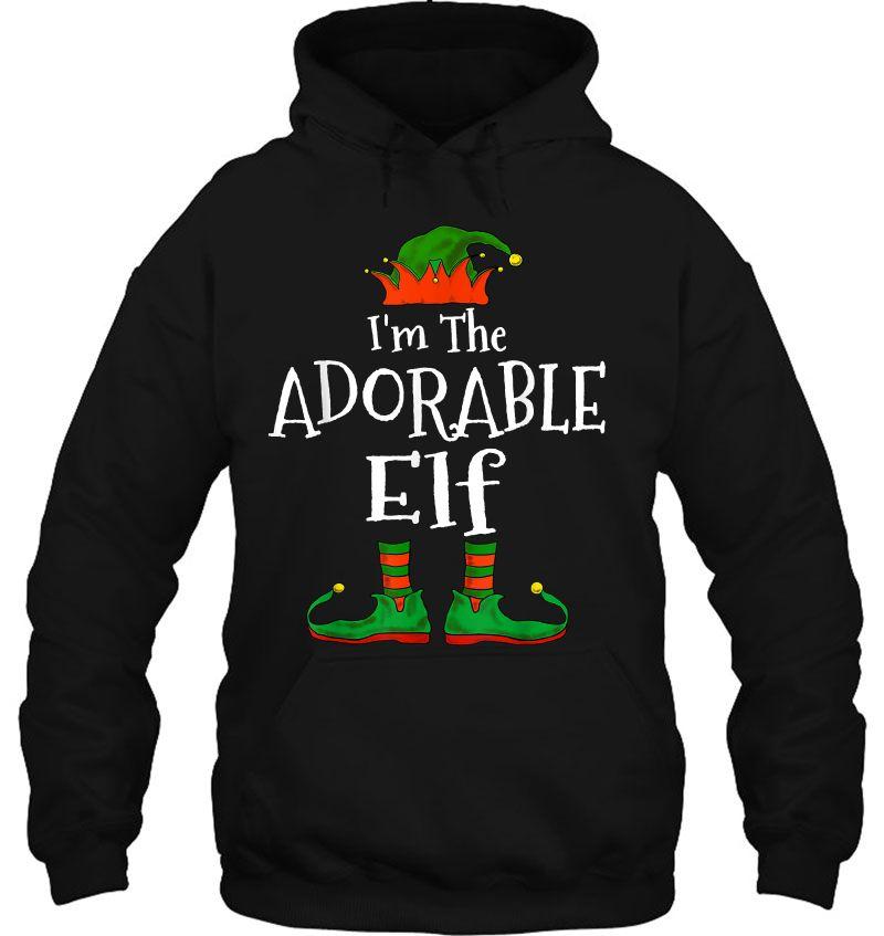 I'm The Adorable Elf Mugs