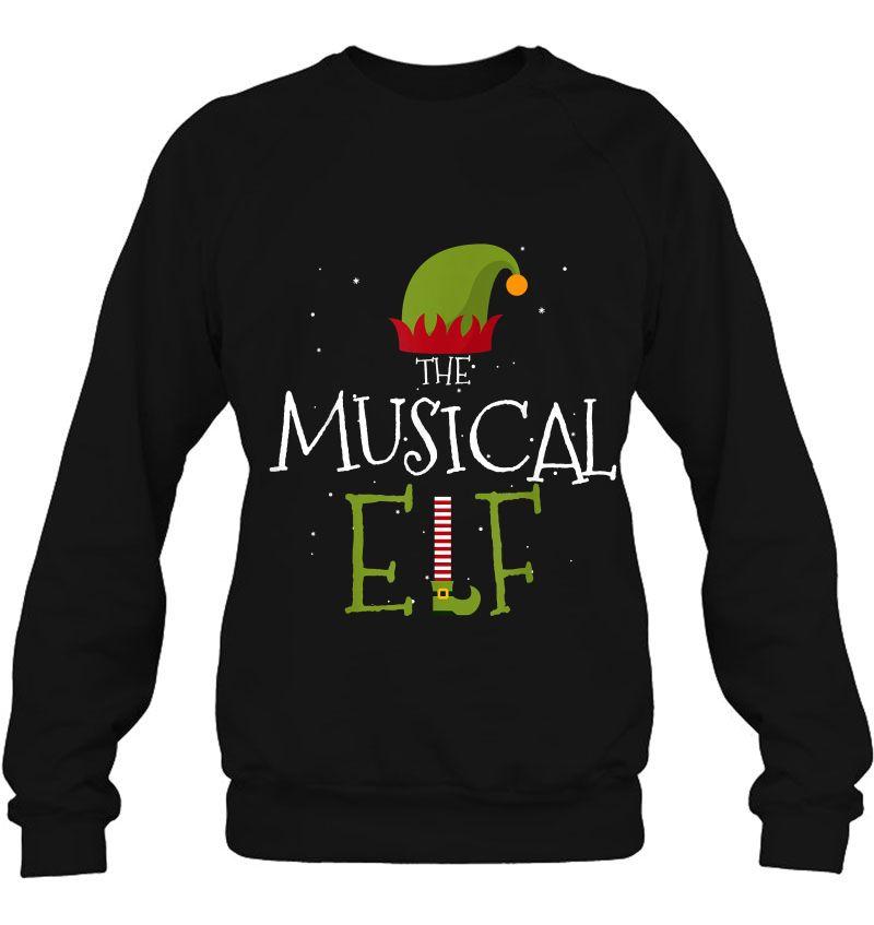 I'm The Musical Elf Christmas Mugs