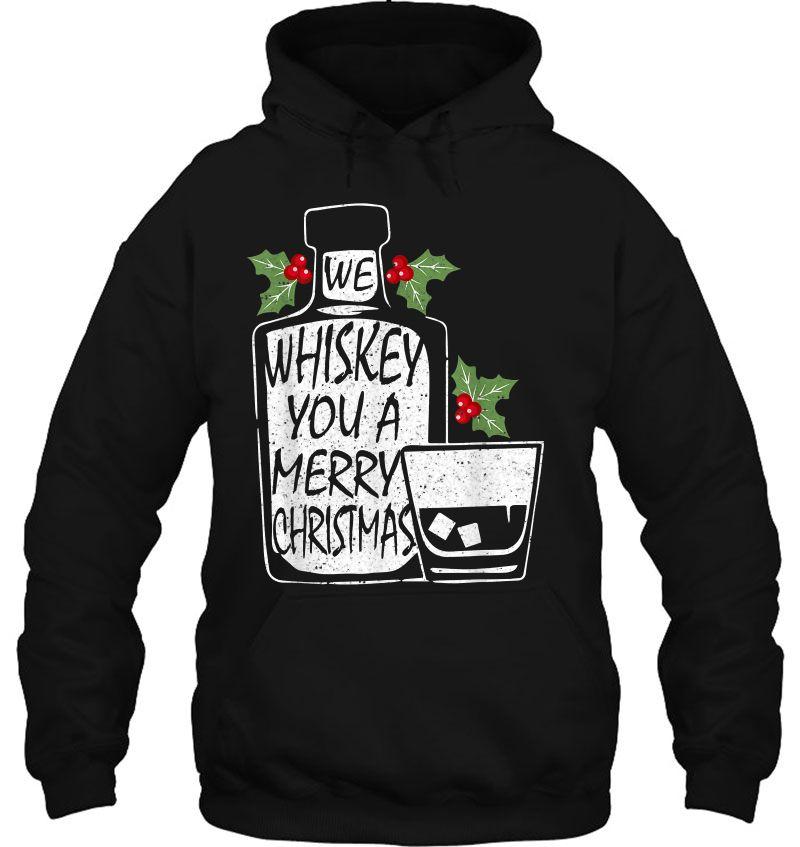 We Whisky You A Merry Christmas Mugs