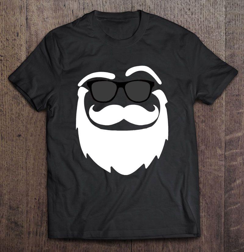 Santa Claus Face Shirt
