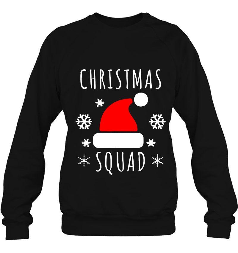 Christmas Squad Santa Hat Mugs