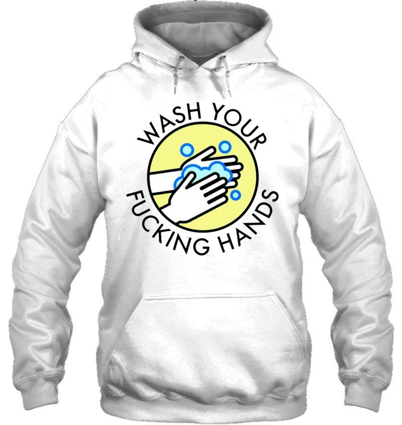 Wash Your Hands No Virus Mugs