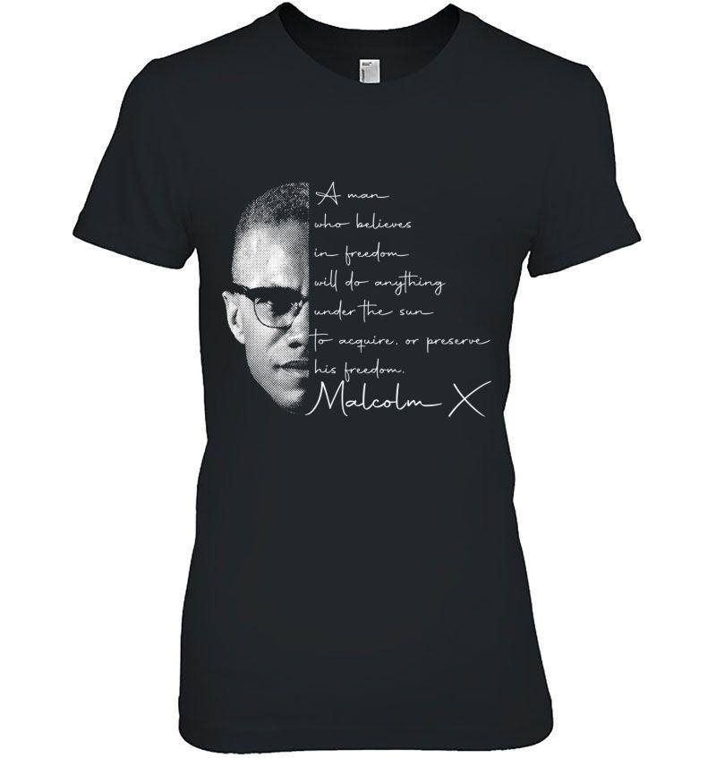 Malcolm X Freedom Hoodie
