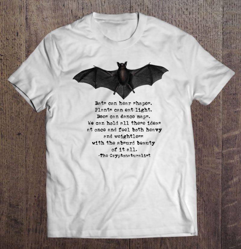 Bats Shirt