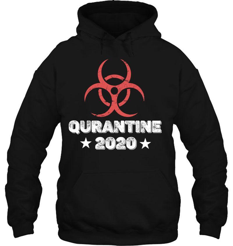 Quarantine 2020 Bio-Hazard Distressed Community Awareness Mugs