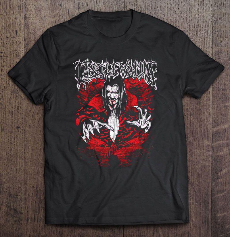 Castlevania Dracula Of The Night Shirt