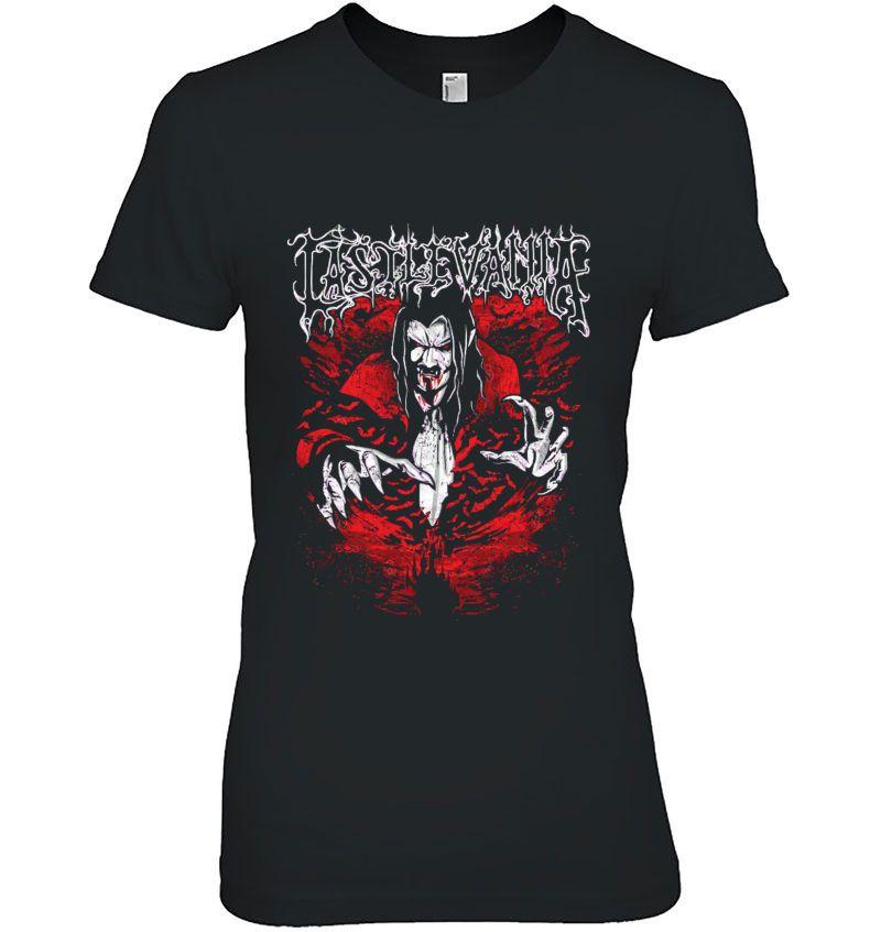 Castlevania Dracula Of The Night Hoodie