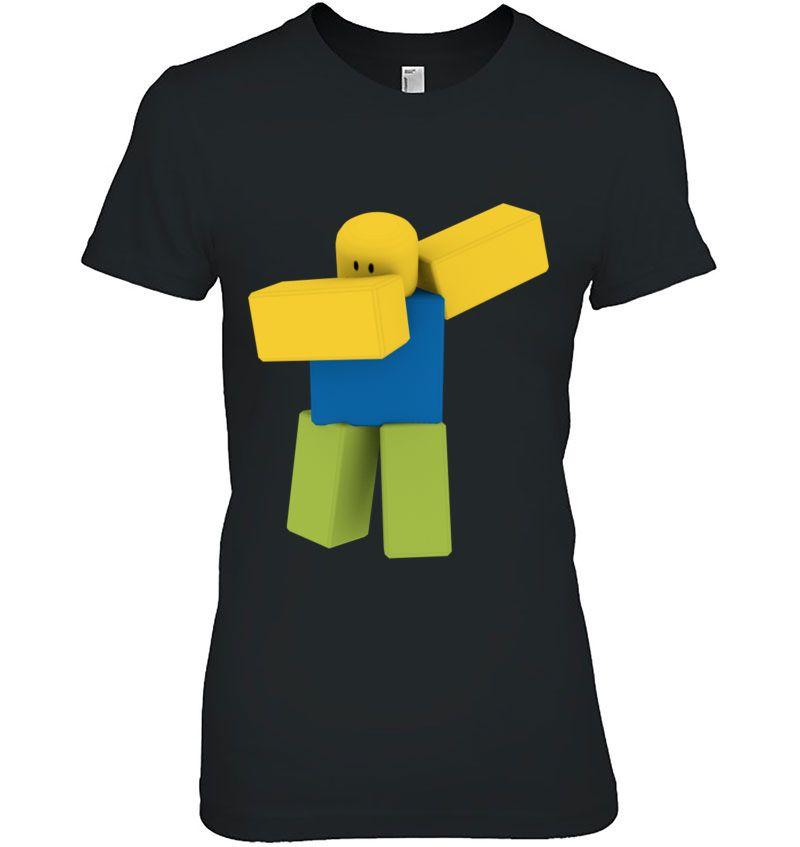 Noobs Shirt Support Noobs Roblox Dabbing Roblox Noob Dab