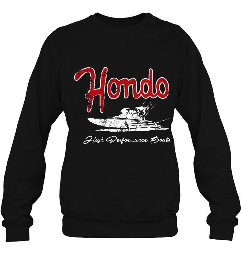 Hondo Boats classic t-shirt