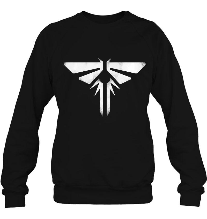 The Last Of Us Firefly Uomo T-Shirt Nero Regular
